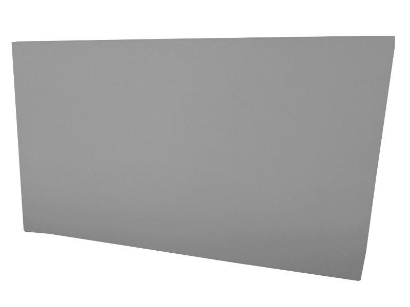 Acheter Tête de lit 160 déco gris pas cher !
