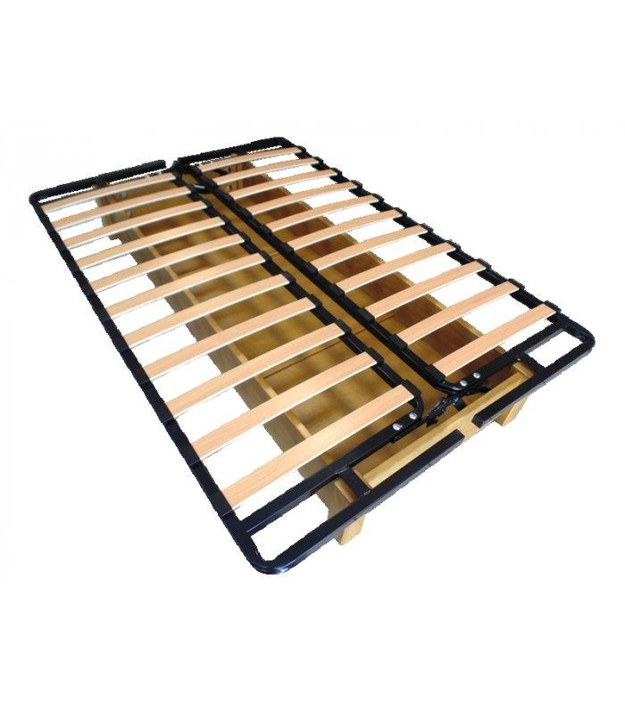 structure clic clac 130x190 d 39 excellente qualit. Black Bedroom Furniture Sets. Home Design Ideas