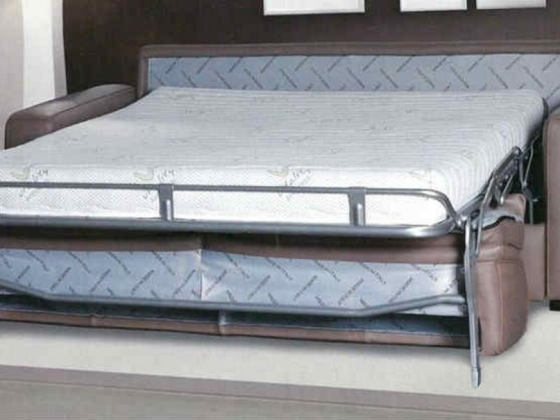 Acheter Matelas 140x190 pour canapé convertible aloa HR 43 - 10 cm pas cher !