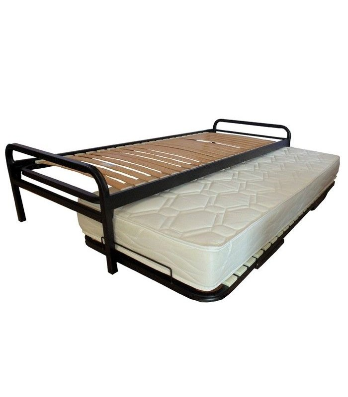 matelas lit gigogne 80x190 pas cher fabricant literie. Black Bedroom Furniture Sets. Home Design Ideas